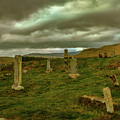 Skies And Headstones #g9 by Leif Sohlman