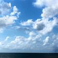 Skies Over The Gulf by Daniel Eskridge