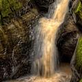 Skillet Creek Into The Deep Pool by Dale Kauzlaric