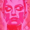 Skin Deep Series, Pinks by Leon Keay