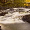 Skootamata River by Linda McRae