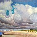 Skrea Beach by Alexander Chernitsky