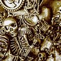 Skull And Cross Bone Treasure by Jorgo Photography - Wall Art Gallery