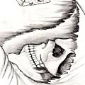 Skull Gambler by Dhruv Patel