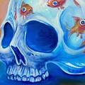 Skull Tank by Lauren Webb