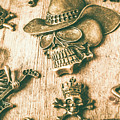 Skulls And Pieces by Jorgo Photography - Wall Art Gallery