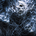 Skulls Tangled In Fear by Jorgo Photography - Wall Art Gallery