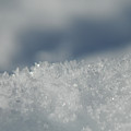 Sky And Ice by Donna Blackhall