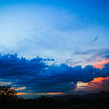Sky Blue Sky Black by Kevin Mcenerney