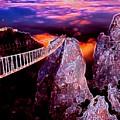 Sky Bridge by Michael Todd