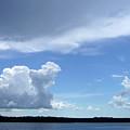 Sky Calm by Shirley Radebach