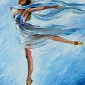 Sky Dance by Leonid Afremov