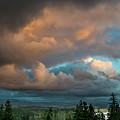 Sky Drama by Robert Potts