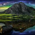 Sky Full Of Stars by Adrian Evans