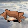 Sky Hole Sky by Larry Black