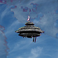 Sky Needle by Tim Allen
