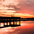 Sky On Fire by Parker Cunningham