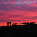 Sky On Fire by Philip Schroeter