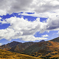 Sky On The Divide by Lisa Scammell