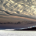 Sky Over Badwater by Jim Cook