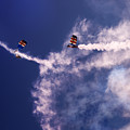 Sky Surfers by Angel Ciesniarska