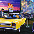 Sky View Drive-in by Bruce Kaiser