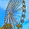Sky Wheel-colorized by Nicholas Mariano