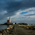 Fisgard Lighthouse by Ken Foster