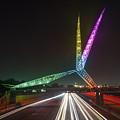 Skydance Bridge Okc by James Menzies