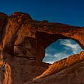 Skyline Arch At Sunset by Rick Berk