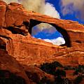 Skyline Arch by Harry Spitz