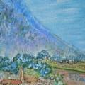 Skyline Drive Begins by Judith Espinoza