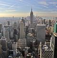 Skyline New York City  by Douglas Sacha