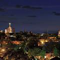 Skyline Of San Miguel De Allende, Mexico by Sam Antonio Antonio