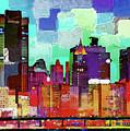 Skyline by Sean Dorazio