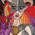 Skyrim Queen by Hanna Szafranski