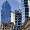 Skyscraper City Center  Liberty Place by David Zanzinger