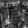 Skyscrapers Of Chicago by Daniel Hagerman