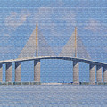 Skyway Bridge by Rosalie Scanlon