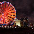 Skywheel by Jacque Weir