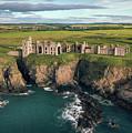 Slains Castle by Dave Bowman