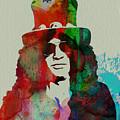Slash Guns N' Roses by Naxart Studio