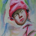 Sleeping Baby  by Riya Rathore