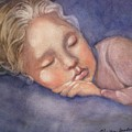 Sleeping Beauty by Marilyn Jacobson