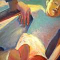 Sleeping Boy by Bob Dornberg