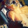 Sleeping Nude by Bob Dornberg