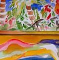 Sleeping Under The Window by Patricia Bigelow