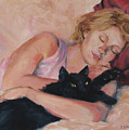 Sleeping With Fur by Connie Schaertl