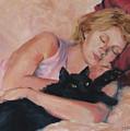 Sleeping With Fur by Connie Schaertl