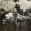 Sleeping Woman, C1900 by Granger